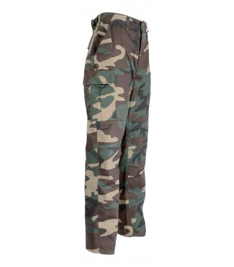 Pantalon BDU camouflage