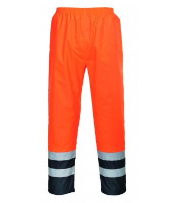 Pantalon Hi-Vis bicolore