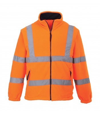 Polaire Hi-Vis doublé filet