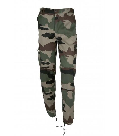 Pantalon treillis camouflage militaire