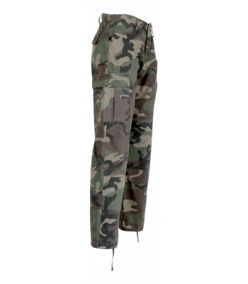 Pantalon BDU ripstop camo