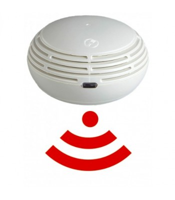 DETECTEUR DE FUMEE SANS FIL INTERCONNECTABLE CALYPSO-II-RADIO