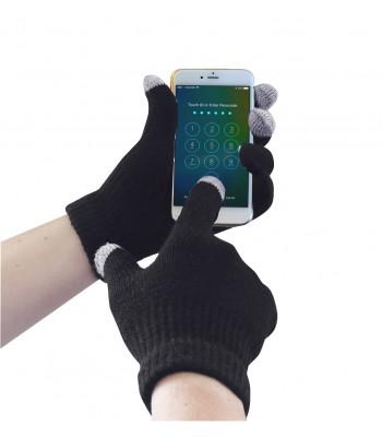 Gant Tricot pour écran tactile