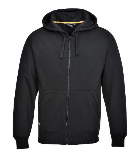 Sweat shirt zippé à capuche Nickel