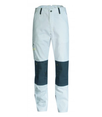 Pantalon de peintre Craft Paint Blanc/ Gris Convoy