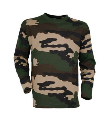 Tee-Shirt Manches Longues CAMO