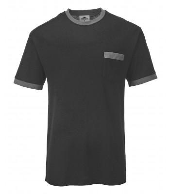 T-shirt contrasté Portwest Texo