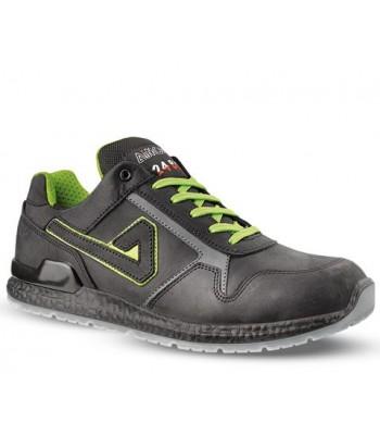 Chaussure de sécurité BIGGIE S3 SRC cuir pull-up souple hydrofuge et semelle anti perforation