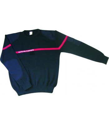 PULL-OVER SAPEUR POMPIER