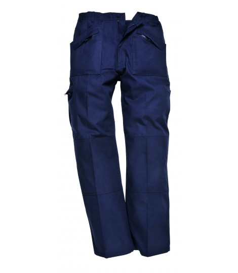 Pantalon Action traité déperlant