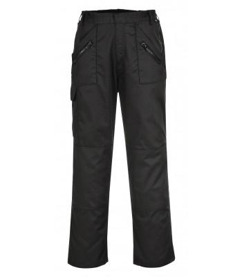 Pantalon Action ceinture élastiquée