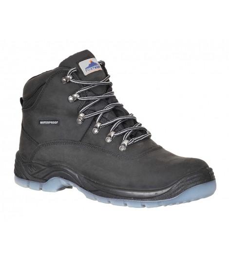 Chaussure de sécurité membrané tous temps Steelite S3 WR cuir fournisseur luxembourg