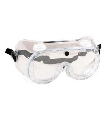 Lunette-masque ventilation Indirecte