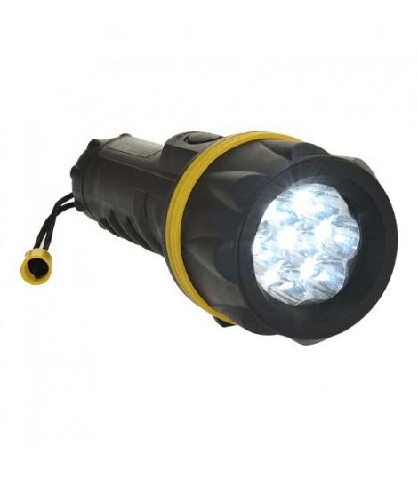 Torche Caoutchouc 7 LED