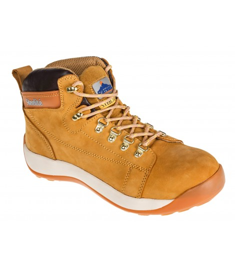 Chaussure de sécurité Mi-brodequin Steelite Nubuck SB HRO