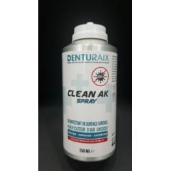 Clean AK Spray désinfectant de surface aerosol