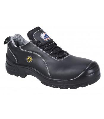 Chaussure de sécurité Cuir Composite ESD S1