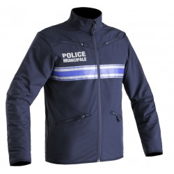 Blouson cycliste stretch police municipale P.M ONE