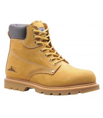 Chaussure de sécurité Brodequin Cousu Flexi-Welt SB HRO