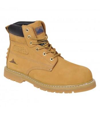 Chaussure de sécurité Brodequin Nubuck Steelite SBP HRO