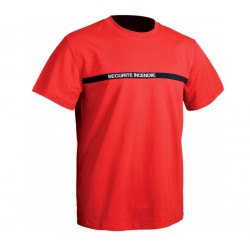 Tee-shirt SECU-ONE AIRFLOW SECURITE INCENDIE anti transpirant