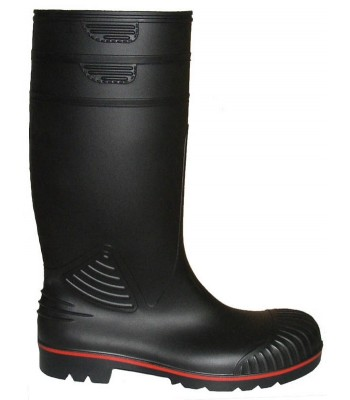 BOTTE de sécurité ACIFORT HEAVY DUTY FULL SAFETY S5 résistante et pas chere