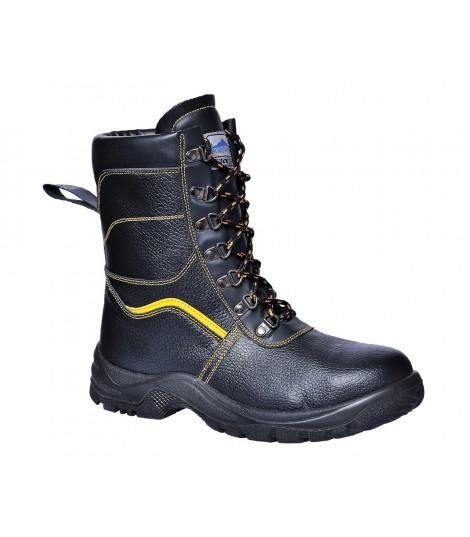 Chaussure de sécurité Brodequin Montant fourré S3 Steelite