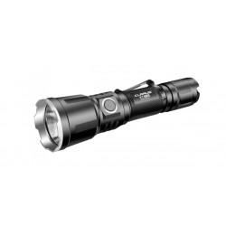 Lampe tactique rechargeable XT11X LED- 3200 LUMENS