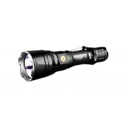 Lampe tactique rechargeable XT12GT LED-1600 LUMENS