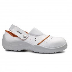 chaussure de sécurité Osmio- BASE PROTECTION/ Blanche