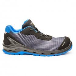 chaussure de sécurité fluo i-Cyber/i-Cyber bleu marine et noir