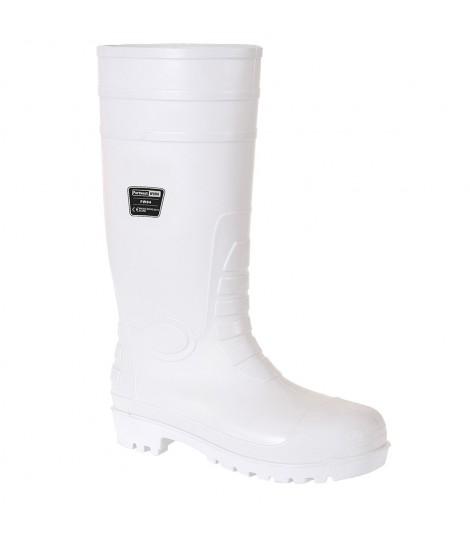Chaussure de sécurité Botte industrie alimentaire S4