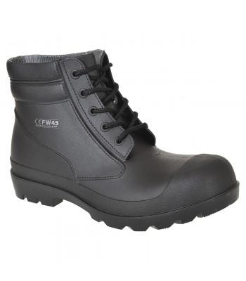 Chaussure de sécurité Brodequin PVC S5