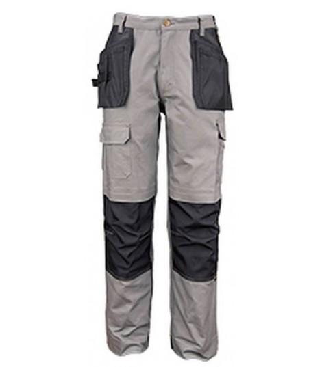 PANTALON DE PROTECTION PRO-EVOQUE noir ou gris haute finition et resistance