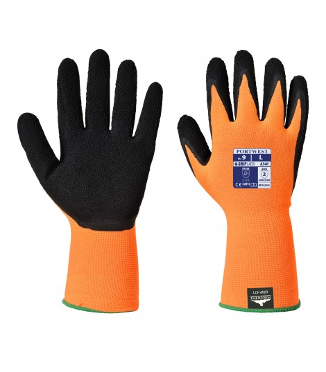 Gant Grip Hivis - Mousse de Latex