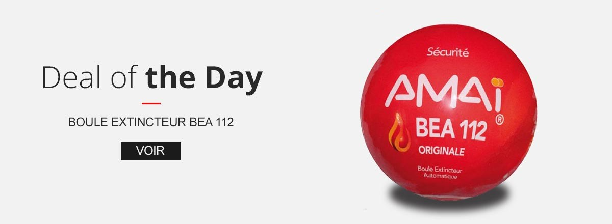 Boule extincteur bea112 amai